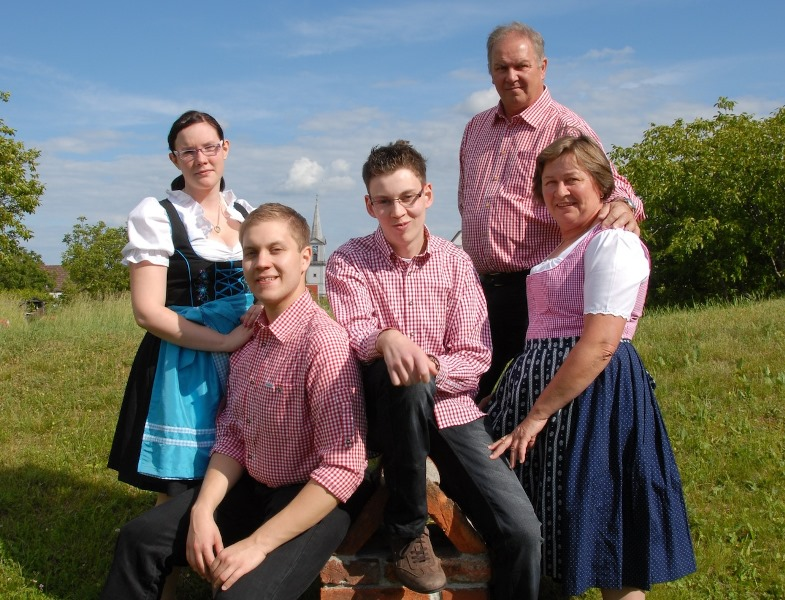 Familie Haselbauer